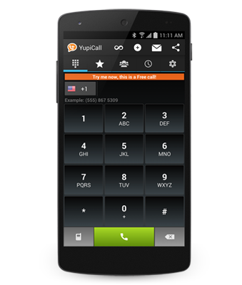YupiCall for Android